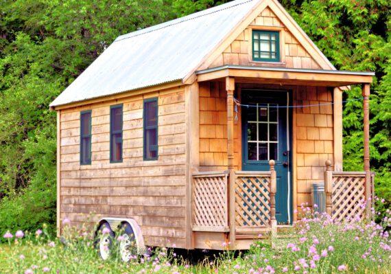 Maak kennis met het tiny house