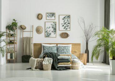 Met deze tips hang jij de mooiste decoratie boven jouw bed